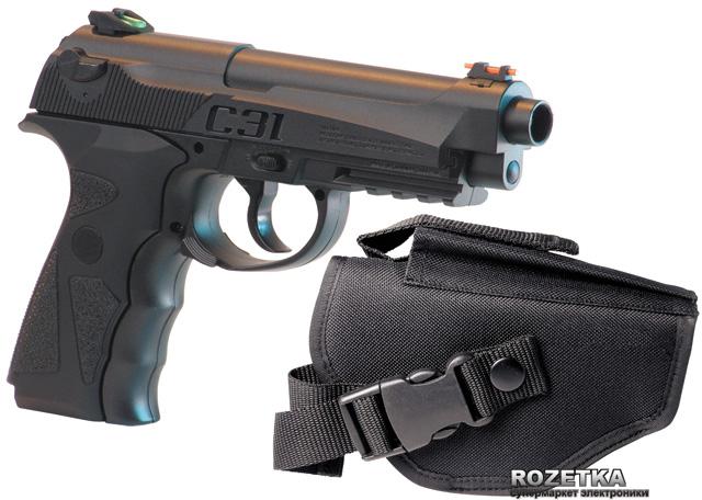 Пневматичний пістолет Crosman C-31 - зображення 1