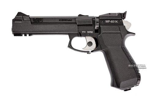 Пневматичний пістолет Іжмех Байкал MP-651K (16620043) - зображення 1