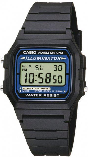Мужские часы CASIO F-105W-1AWYEF - изображение 1