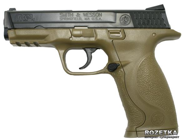Пневматический пистолет Umarex Smith&Wesson M&P Dep (5.8094) - изображение 1