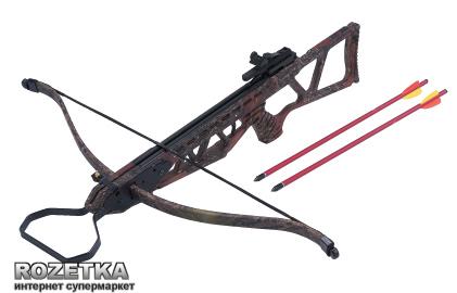 Арбалет Man Kung MK-120TCR + 2 стріли (31/MK-120TCR) - зображення 1