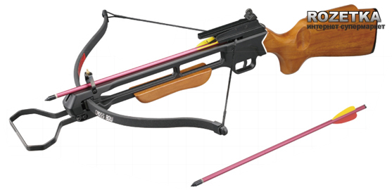 Арбалет Man Kung MK-200A1 + 2 стрелы (31/MK-200A1) - изображение 1