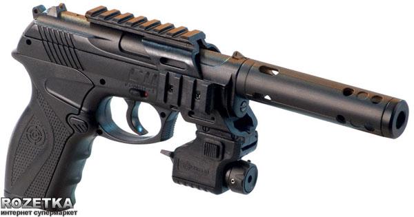 Пневматичний пістолет Crosman C11 Tactical (ТАСС11) - зображення 1