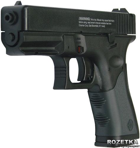 Пневматичний пістолет Crosman T4 Kit (T4KT) - зображення 1