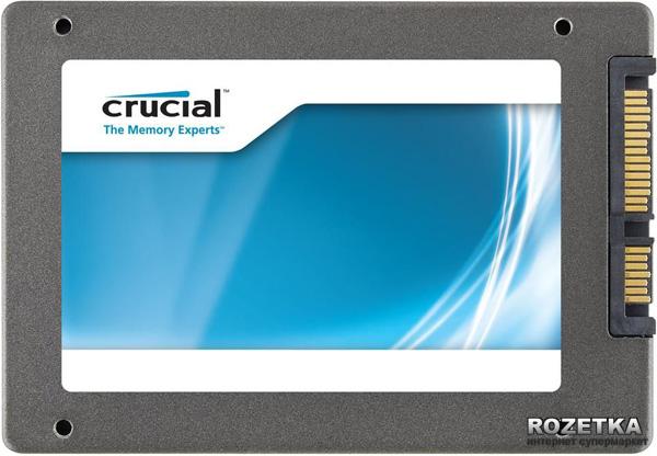 "Crucial M4 128GB 2.5"" SATAIII MLC (CT128M4SSD2) - изображение 1"