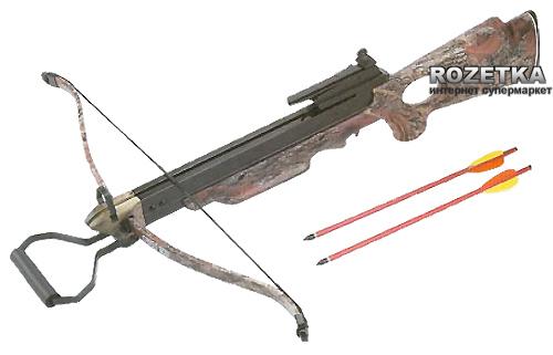 Арбалет Man Kung MK-150A3TCR + 2 стріли (31/MK-150A3TCR) - зображення 1