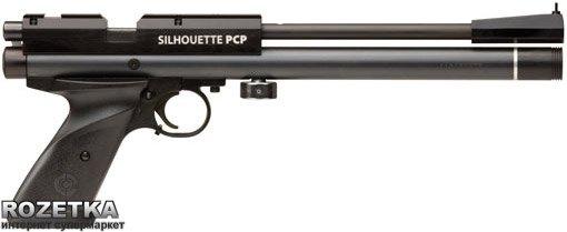 Пневматичний пістолет Crosman Silhouette PCP 1701P - зображення 1