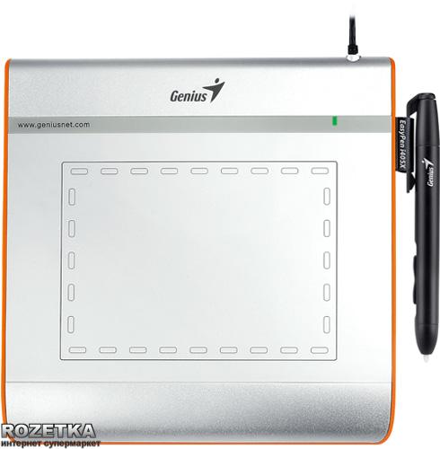 Графический планшет Genius EasyPen i405X (31100061104) - изображение 1