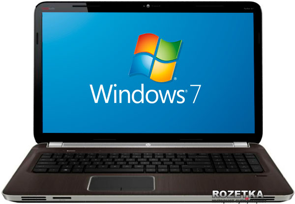 Ноутбук HP Pavilion dv7-6b51er (A2T83EA) Dark Umber - изображение 1