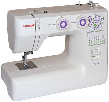 Швейная машина JANOME PS 19 - изображение 1