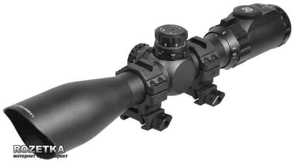 Оптичний приціл Leapers Accushot CQB 1.5-6x44 (23700845) - зображення 1