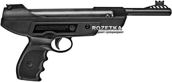 Пневматичний пістолет Umarex Ruger Mark I (2.4963) - зображення 1