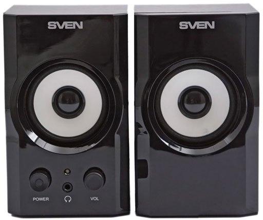 Акустична система Sven SPS-605 Black - зображення 1