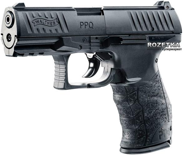 Пневматический пистолет Umarex Walther PPQ (5.8160) - изображение 1