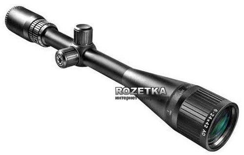Оптичний приціл Barska Varmint 6-24x42 AO (Mil-Dot) (914812) - зображення 1