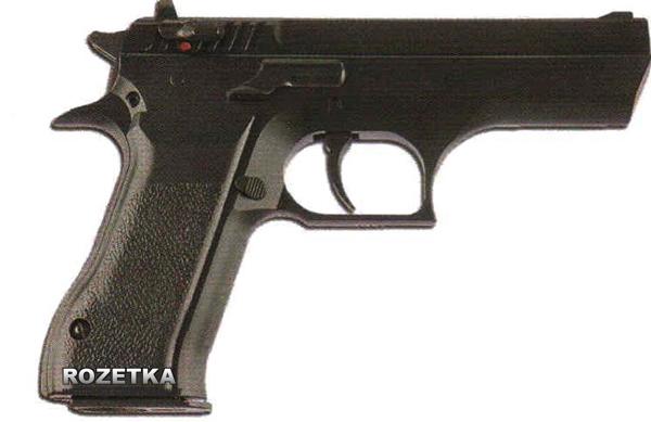Пневматичний пістолет SAS Jericho 941 (23701427) - зображення 1