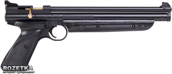 Пневматичний пістолет Crosman PC77B - зображення 1