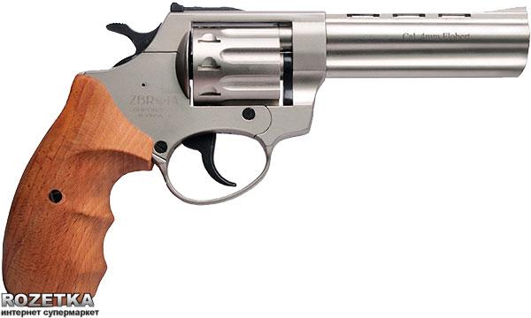 "Револьвер Zbroia Profi 4.5"" (сатин/бук)"" - зображення 1"