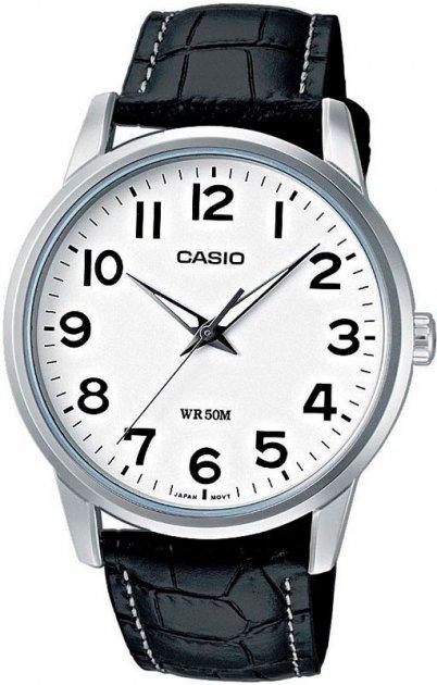 Чоловічий годинник CASIO MTP-1303PL-7BVEF - зображення 1