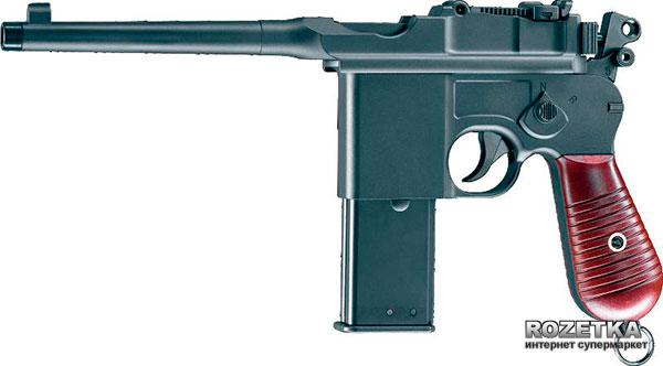 Пневматический пистолет Umarex Legends C96 (5.814) - изображение 1