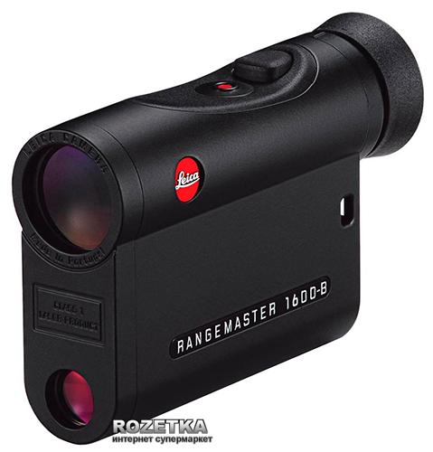 Дальномер Leica Rangemaster CRF 1600-B (16080507) - изображение 1