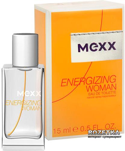 Туалетна вода для жінок Mexx Energizing Woman 15 мл (737052679686) - зображення 1