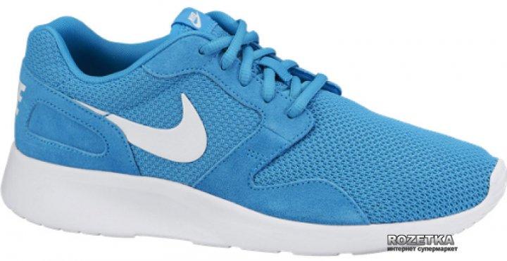 Кроссовки Nike Kaishi 654473-411 40,5 (7.5) Голубые - изображение 1