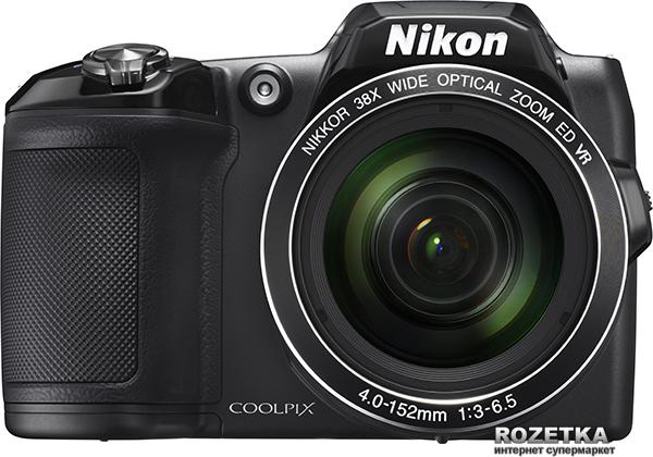 Фотоаппарат Nikon Coolpix L840 Black (VNA770E1) Официальная гарантия! - изображение 1