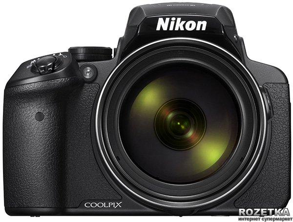 Фотоаппарат Nikon Coolpix P900 Black (VNA750E1) Официальная гарантия! - изображение 1