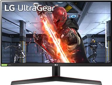 """Монитор 27"""" LG UltraGear 27GN600-B - изображение 1"""