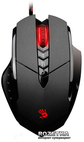 Миша Bloody V7M USB Black (4711421902915) - зображення 1