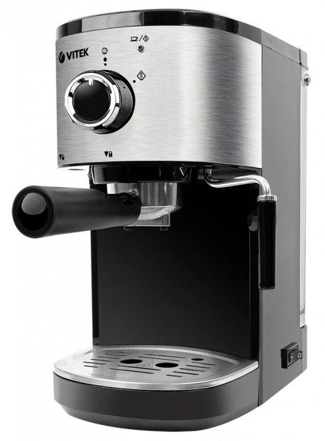 Кофеварка эспрессо VITEK VT-1501 - изображение 1