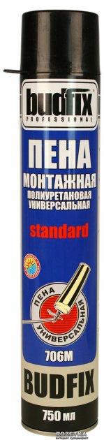 Многоцелевая полиуретановая пена Budfix 706М 750 мл (47881) - изображение 1