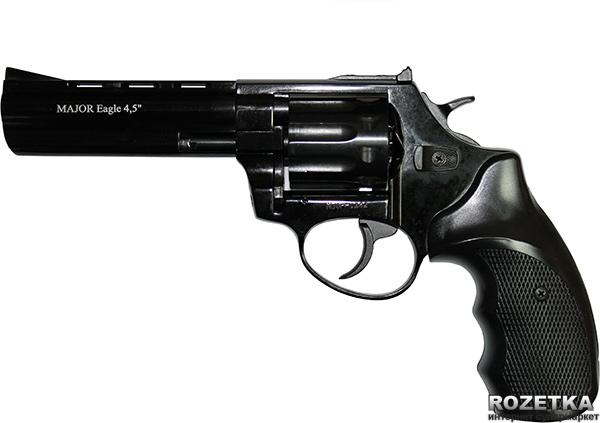 "Револьвер Ekol Major Eagle 4.5"" Black - зображення 1"