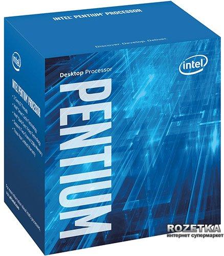 Процесор Intel Pentium G4500 3.5GHz/8GT/s/3MB (BX80662G4500) s1151 BOX - зображення 1