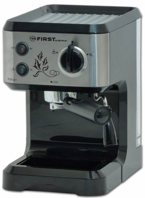 Кофеварка эспрессо FIRST FA-5476-1 - изображение 1