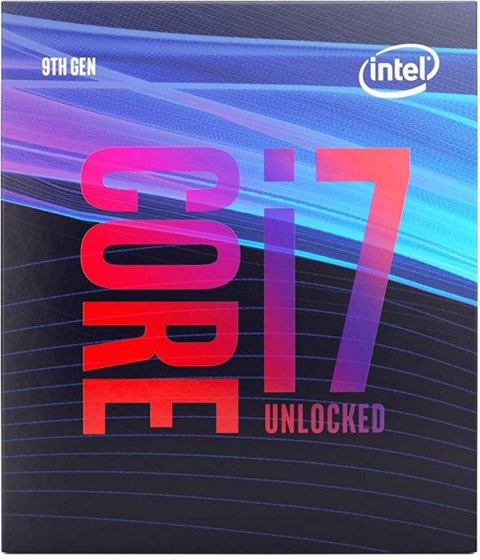 Процесор Intel Core i7-9700KF 3.6 GHz/8GT/s/12MB (BX80684I79700KF) s1151 BOX - зображення 1