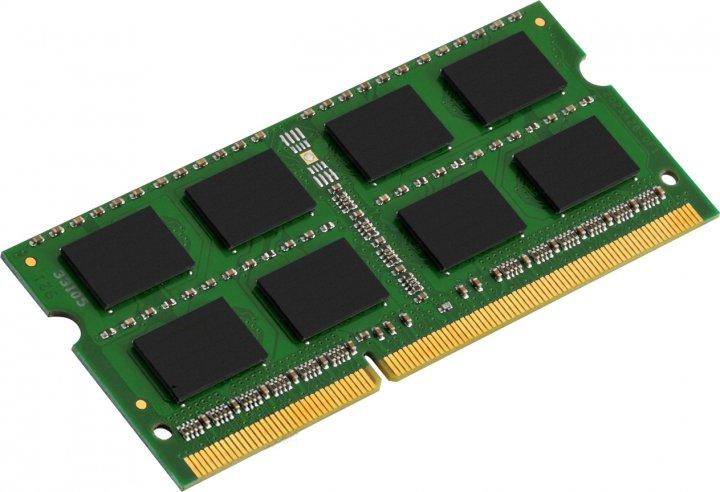 Оперативна пам'ять Kingston SODIMM DDR3L-1600 8192MB PC3-12800 для Acer/HP/DELL/Lenovo/Toshiba (KCP3L16SD8/8) - зображення 1