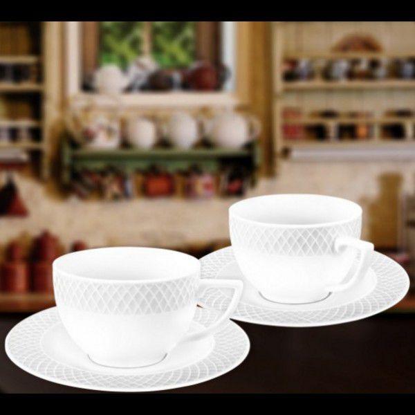 Кофейный сервиз Wilmax Julia Vysotskaya из 12 предметов (WL-880107-JV) - изображение 1