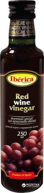 Уксус Iberica винный красный 250 мл (8436024292572) - изображение 1
