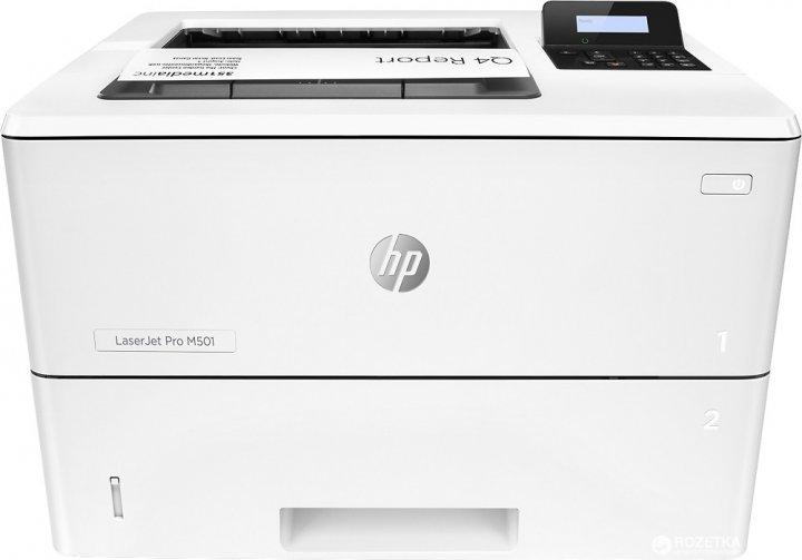 HP LaserJet Enterprise M501dn (J8H61A) - зображення 1