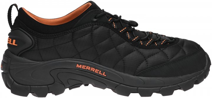 Кроссівки Merrell Ice Cap Moc II Mens Low Shoes 61391 41.5 (8) 26 см Чорні (0018462725041) - зображення 1