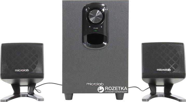 Акустическая система Microlab M-108 - изображение 1