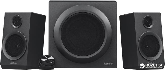 Акустическая система Logitech Z333 (980-001202) - изображение 1