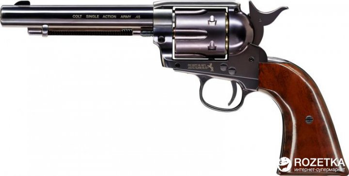 Пневматичний пістолет Umarex Colt Single Action Army 45 (5.8308) - зображення 1