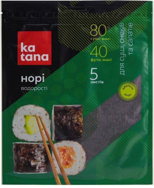Нори Katana 5 листов (4820181990176) - изображение 1