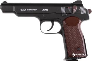 Пневматичний пістолет Gletcher APS BB (41153) - зображення 1