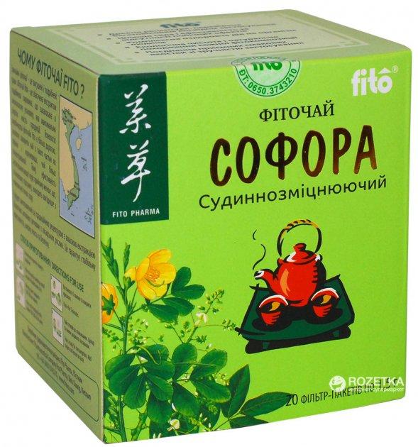 Чай Fito СОФОРА 20 шт. х 1,5 г (8934711008043_27268) - зображення 1