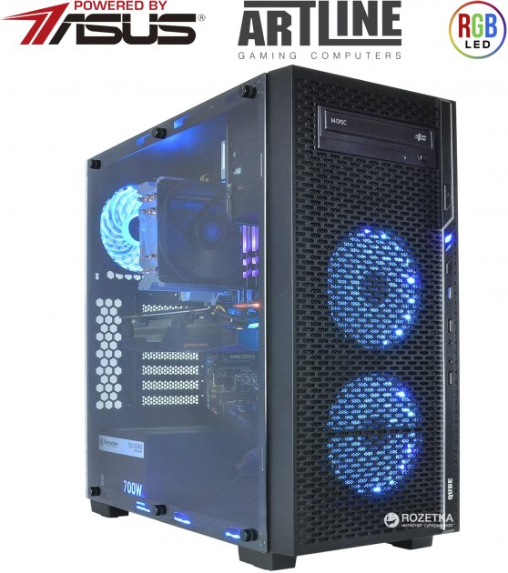 ARTLINE Gaming X97 v04 (X97v04) - изображение 1