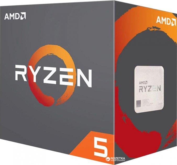 Процессор AMD Ryzen 5 1600X 3.6GHz/16MB (YD160XBCAEWOF) sAM4 BOX - изображение 1